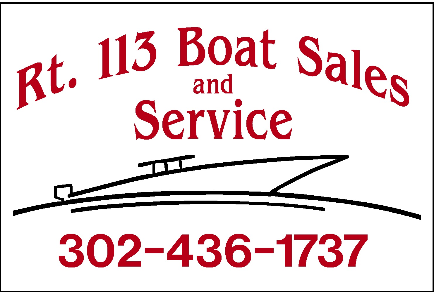 RT 113 Boat Sales logo