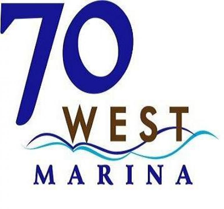 70 West Marina logo