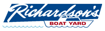Richardson's Boat Yard - Richardson's Boat Yard logo