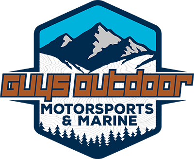 Guy's Outdoor Equipment logo