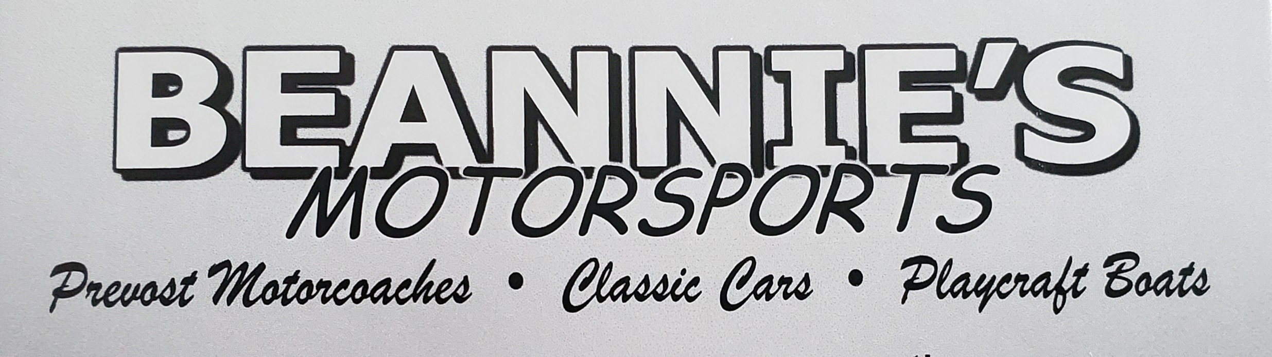Beannie's Auto and Truck Sales logo