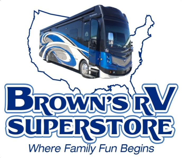 Brown's RV Superstore logo