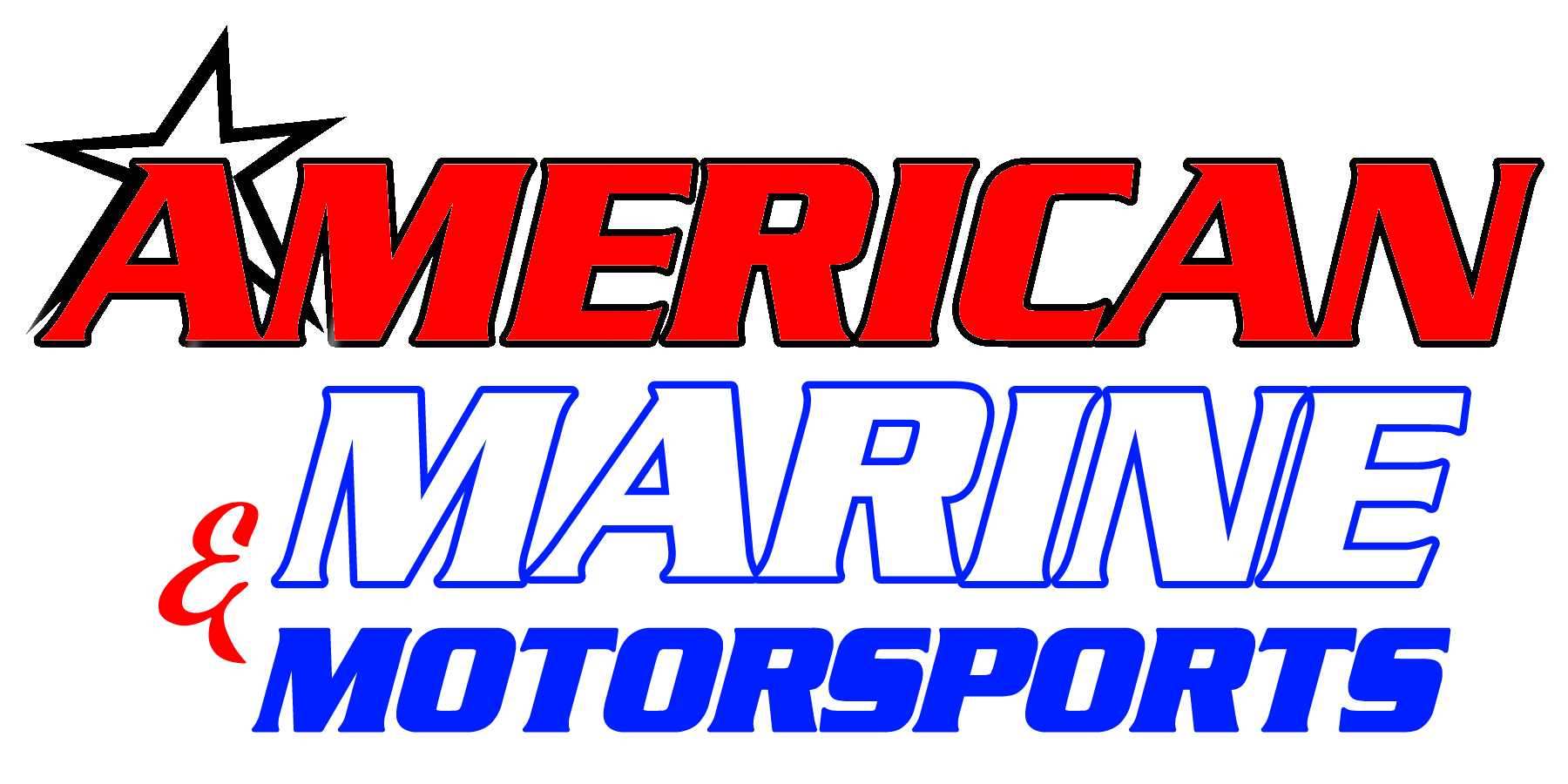 American Marine and Motorsports - American Marine and Motorsports logo