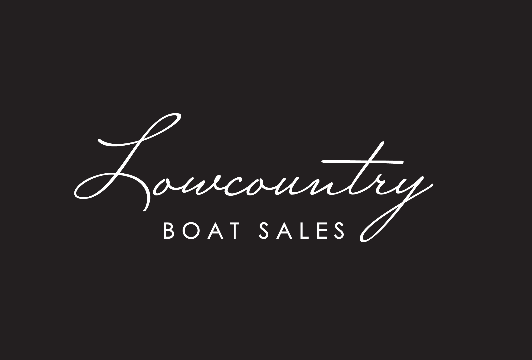 Lowcountry Boat Sales logo