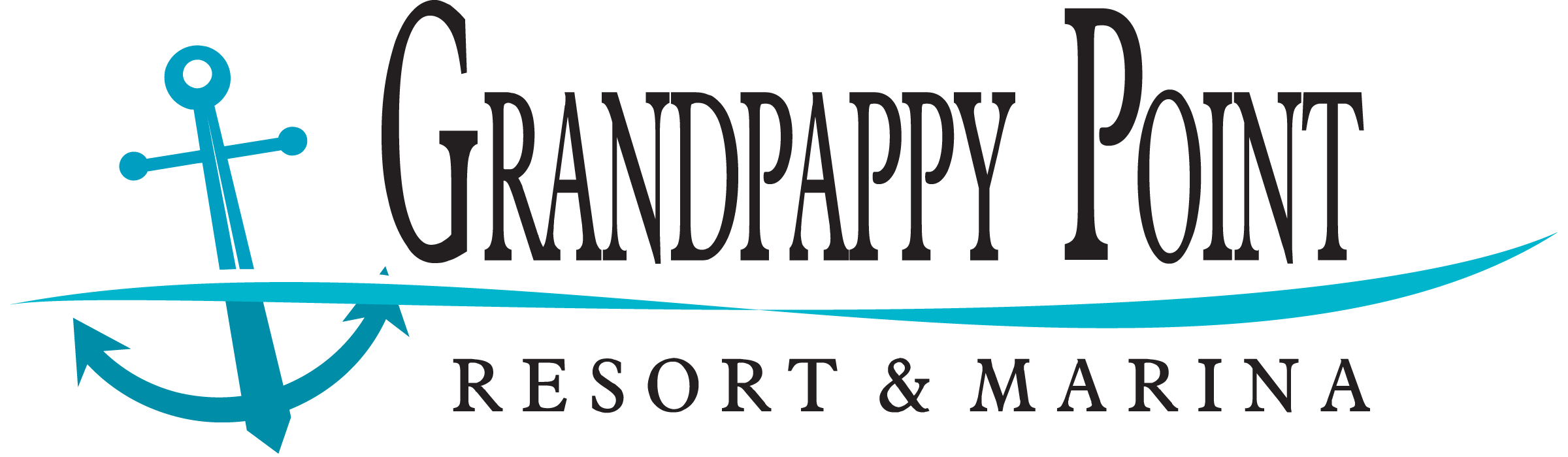 Grandpappy Point Marina logo
