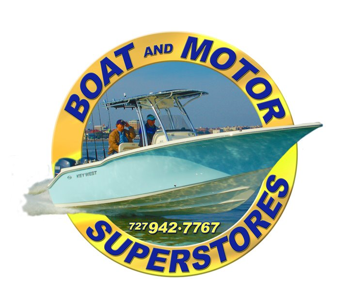 Boat and Motor Superstores logo