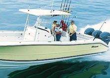 Saltwater Fishing Boats