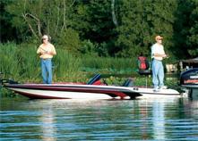 Freshwater Fishing Boats